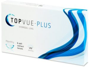 Contact lenses TopVue Plus