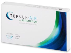 Contact lenses TopVue Air for Astigmatism