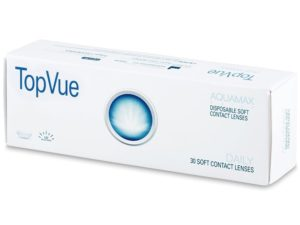 TopVue Daily contact lenses
