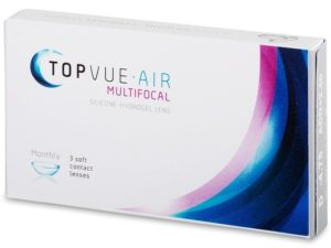 Contact lenses TopVue Air Multifocal