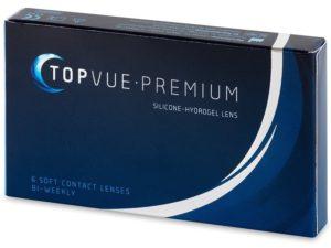 Contact lenses TopVue Premium
