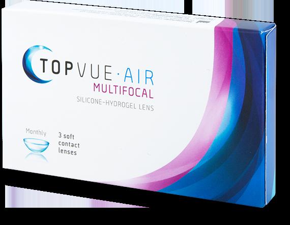 5504c4bf6 Náhľad balenie kontaktných šošoviek TopVue Air Multifocal