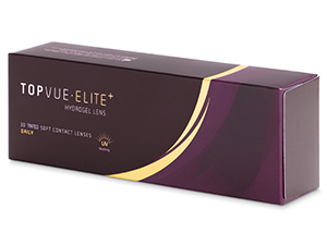 TopVue Elite+ contact lenses