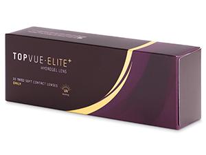 Jednodenní čočky TopVue Elite+
