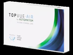 Pregled kontaktnih leća TopVue Air for Astigmatism