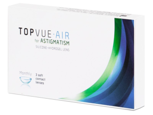TopVue Air for Astigmatism - kontaktne leće