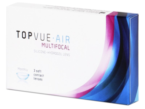 Pregled kontaktnih leća TopVue Air Multifocal
