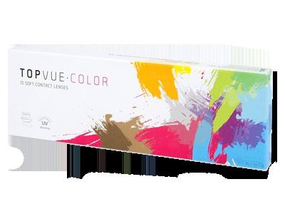 TopVue Color - jednodnevne kontaktne leće