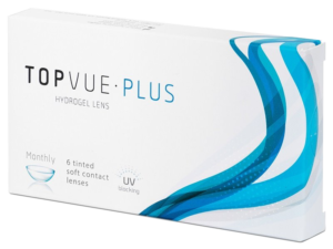 Kontaktní čočky TopVue Plus