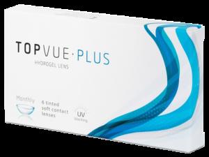 TopVue Plus - kontaktne leće