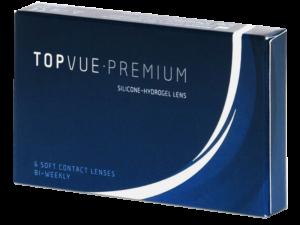 Kontaktní čočky TopVue Premium