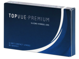 TopVue Premium - dvotjedne kontaktne leće