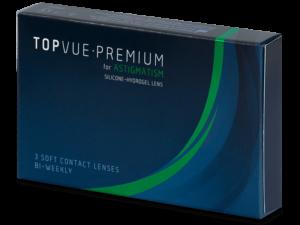 Kontaktní čočky TopVue Premium for Astigmatism