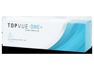 Dnevne kontaktne leče TopVue One+
