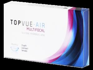 Náhľad balenie kontaktných šošoviek TopVue Air Multifocal